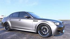 GTA 5 BMW M5 E60 Add On Replace Animated Template