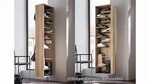 Garderobe Mit Schuhregal : schuhschrank woody i garderobe schuhregal in wei drehbar ~ Sanjose-hotels-ca.com Haus und Dekorationen