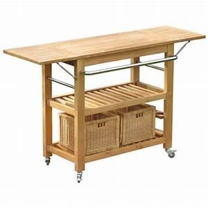 Meuble Cuisine Desserte : meuble de cuisine 20 exemples de mobiliers utiles ~ Teatrodelosmanantiales.com Idées de Décoration