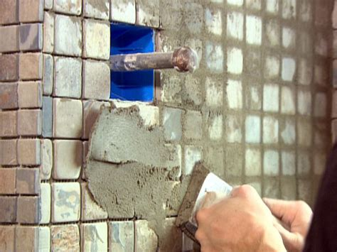 How To Grout Natural Stone Tile  Howtos  Diy