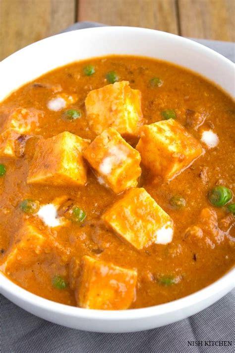 paneer butter masala nish kitchen