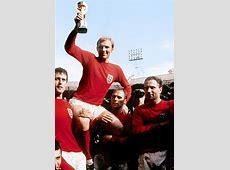 THREE of England's World Cupwinning 1966 team are