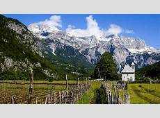 Guided and selfguided tours in the Albanian Alps Zbulo