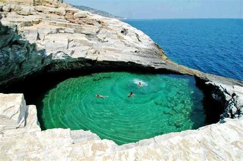 Gorgeous Natural Pools Loomisluggage