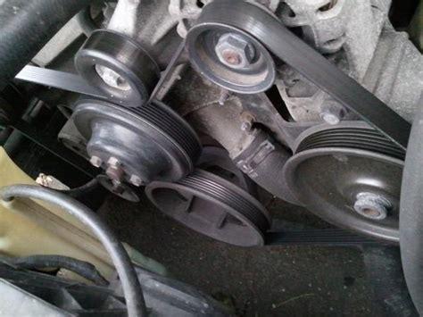 ford mustang motorcraft serpentine belt jk6 1001ab 99 04 v6