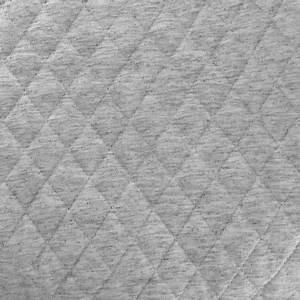 Tissu Gris Chiné : tissu doublure matelass chin gris clair x 10cm ma petite mercerie ~ Teatrodelosmanantiales.com Idées de Décoration
