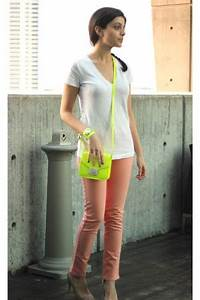Salmon Jeans Lime Green Neon Green Bag Asos Bags