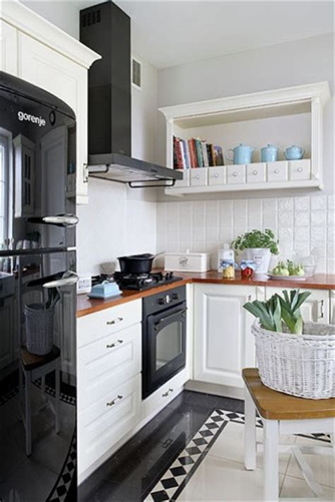 Sophisticated Country Kitchen Appliances Gourmet Design