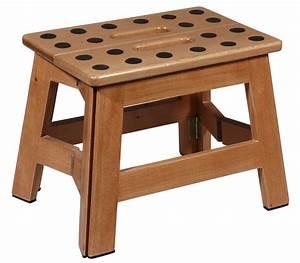 Hocker Aus Holz : faltbarer tritt hocker james wood platzsparend aus holz kramsen ~ Markanthonyermac.com Haus und Dekorationen