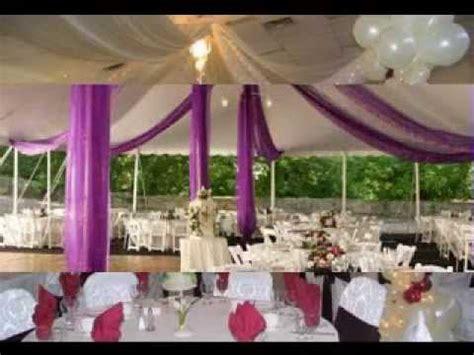 easy diy wedding reception decorations