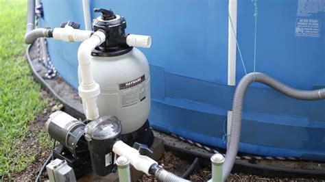 Swimming Pool Filter Pumps Above And Inground  Blog The