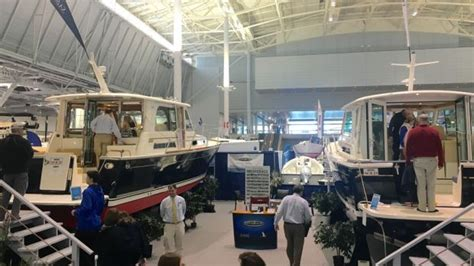 New England Boat Show by New England Boat Show Trade Only Today