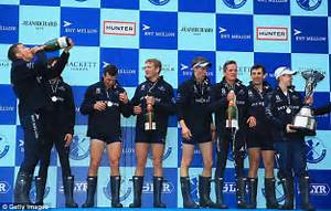 Oxford University beat Cambridge by 11 lengths in the ...