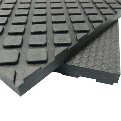 """Maxx Tuff"" Heavy Duty Mats   The Rubber Flooring Experts"