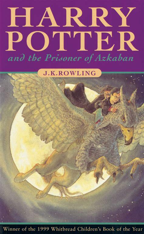 author of harry poter prisoner of azkaban uk children s edition harry potter fan zone