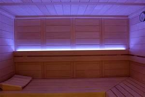 Sauna Für Zuhause : led beleuchtung f r ihre sauna apart sauna ihre individuell geplante sauna f r zuhause vom ~ Eleganceandgraceweddings.com Haus und Dekorationen