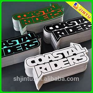 full color cheap pvc sticker printingvinyl die cut car With vinyl sticker lettering printing