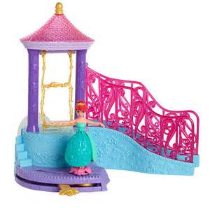 disney princess ariel small doll bath play set walmart com