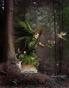 Mother Nature by hiaamir on DeviantArt