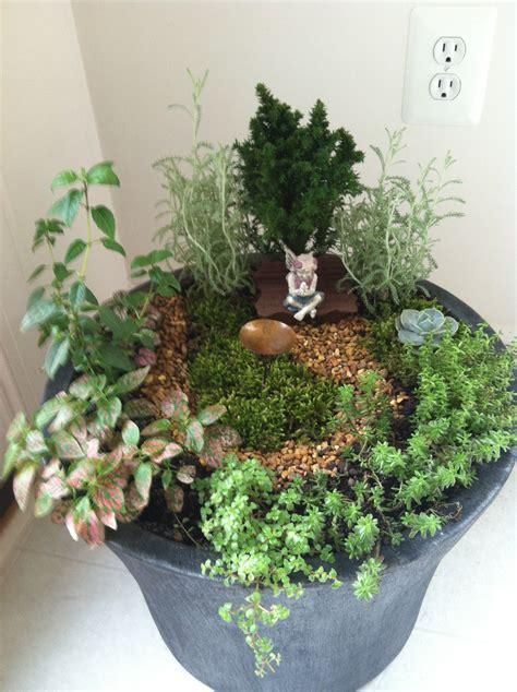 Indoor Fairy Garden Ideas Photograph  Indoor Fairy Gardens