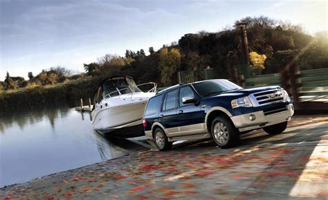ford expedition king ranch car and driver