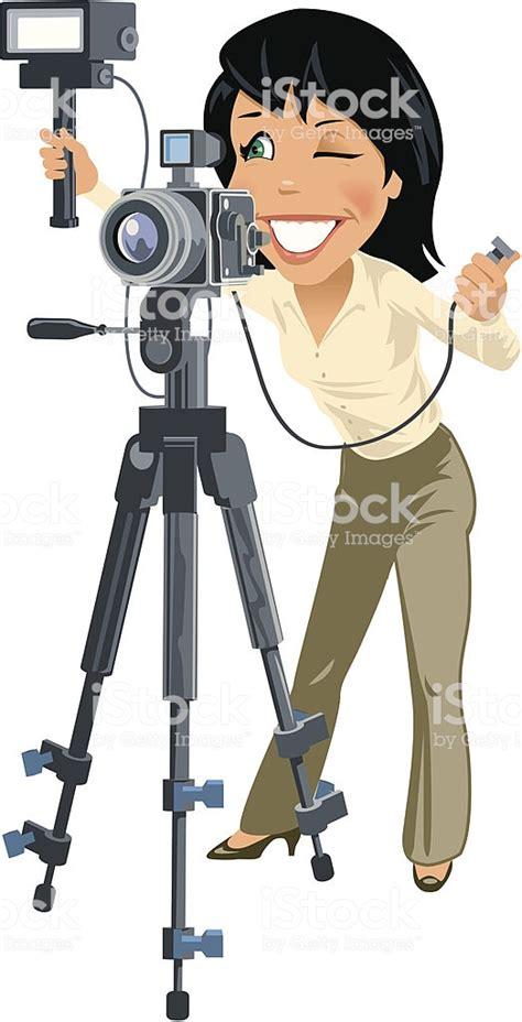 13237 photographer taking a picture clipart 여성 photographer 일러스트 115056307 istock