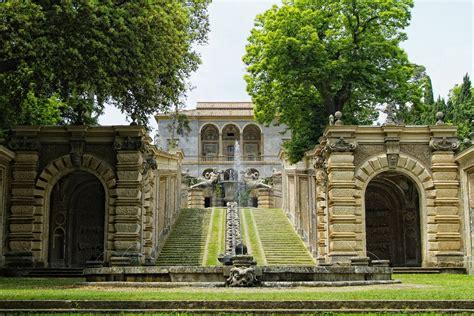 Palazzo Farnese Caprarola Giardini i giardini di palazzo farnese di caprarola mytuscia