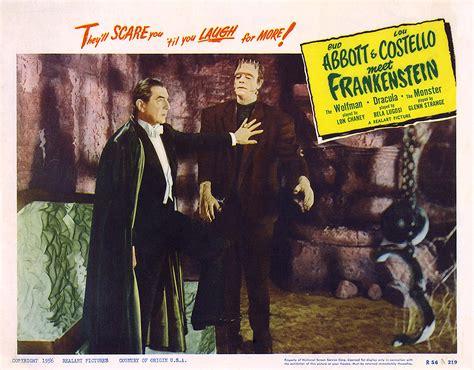 Frankenstein Resumen Breve by Abbott Y Costello Contra Los Fantasmas