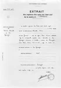 transcription acte de mariage nantes demande d 39 un extrait d 39 acte de naissance images frompo