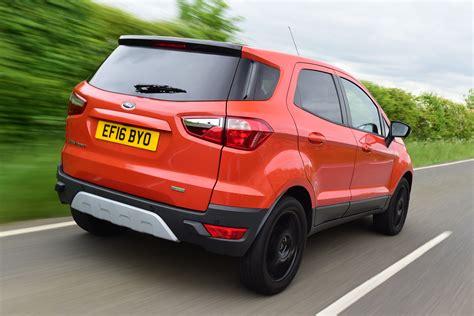ford ecosport titanium s new ford ecosport titanium s 2016 review pictures auto express