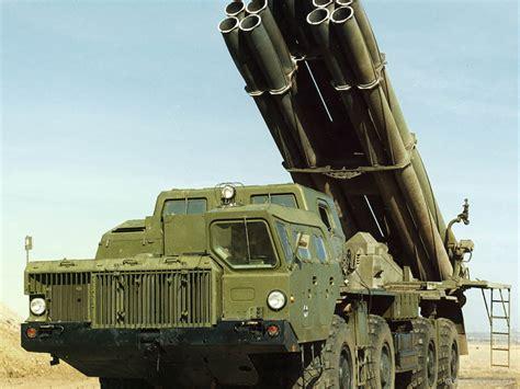 multiple rocket launcher system    lv smerch