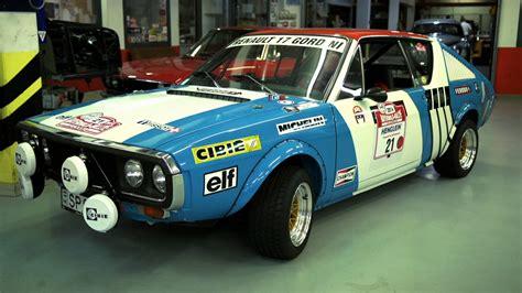 renault 17 gordini citro 235 n p 225 sztor classic 36 renault 17 ts gordini youtube