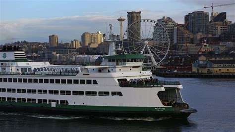 Ferry Boat Jobs Seattle transportation seattle style ferries are part of our