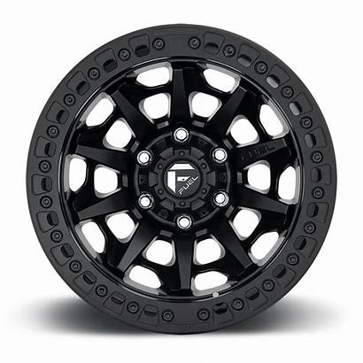 Covert Wheels Beadlock D114 Fuel Matte 17x9