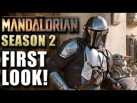 FIRST LOOK! The Mandalorian Season 2 Images & Plot Details ...