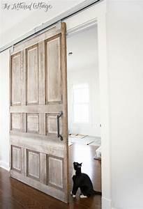 sliding barn door ideas With barn doors over sliding glass doors