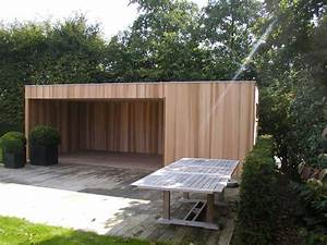 Gartenhaus Kubus Modern : tuinhuis kubus modern daniel decadt houten constructies houthandel proven huis ~ Sanjose-hotels-ca.com Haus und Dekorationen