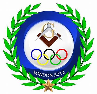 Clip Olympic London Rings Cliparts Clipart Clker