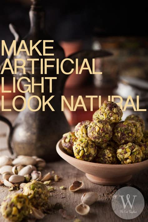 how to make your strobes look like light food photography we eat together