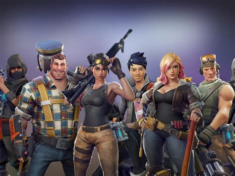 desktop wallpaper  characters video game fortnite hd