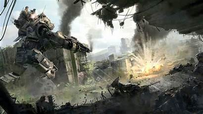 Titanfall Wallpapers Action 3d Resolution