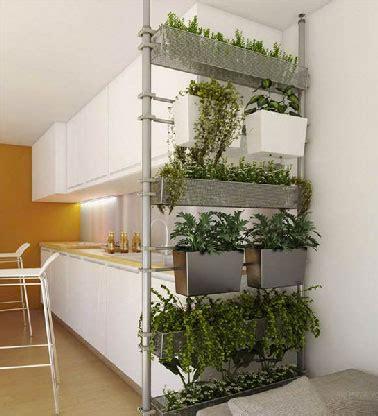 creer une cuisine dans un petit espace séparation de pièce pour cloisonner malin deco cool