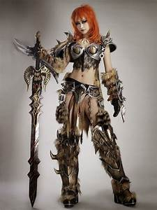 Female Barbarian | Diablo 3: Female Barbarian Cosplay 1 /7 ...