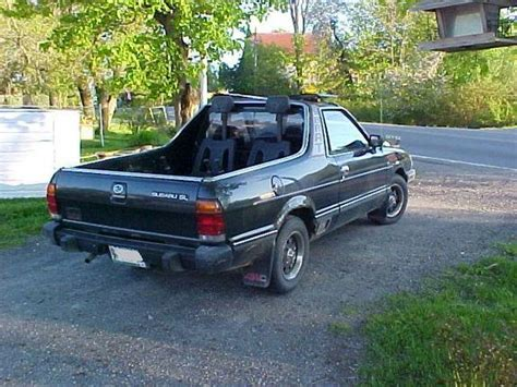 where to buy car manuals 1985 subaru brat electronic throttle control sti wannabe 1985 subaru brat specs photos modification info at cardomain