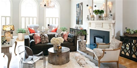 Glam Neutral Living Room  Best Site Wiring Harness