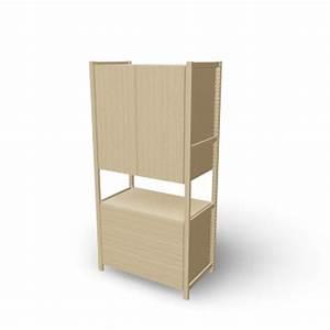 Ikea Holzregal Keller : ivar 1 sections cabinet chest design and decorate your ~ Lizthompson.info Haus und Dekorationen