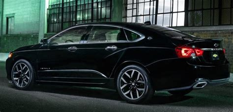 2016 Chevy Impala Ss Price, Release Date