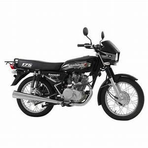Kawasaki Barako 175 Kick