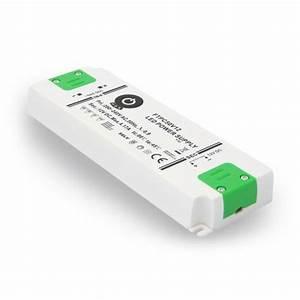 Transformateur Pour Led 12v : transformateur pour ampoule et produit led ftpc50v12 4 1a ~ Edinachiropracticcenter.com Idées de Décoration