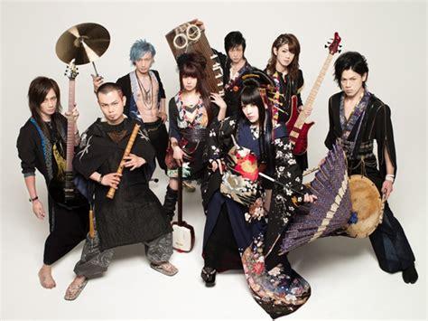 crunchyroll wagakki bands newest mv strong fate